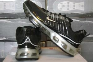 Nike air max 360 black silver
