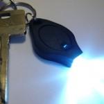 led nyckelring