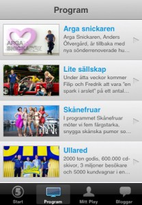kanal 5 play iphone