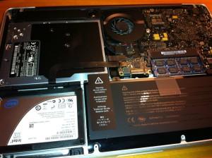 macbook pro 13 ssd