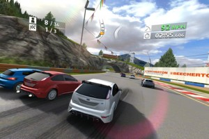real racing 2 iphone