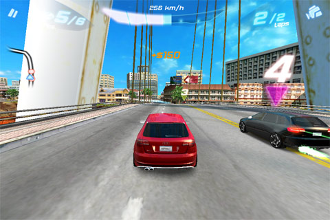 audi rs3 screenshot