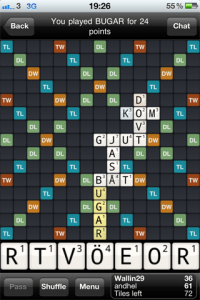 wordfeud iphone alfapet app
