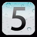 ios5 logo