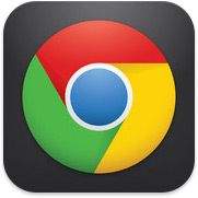 google chrome app logo