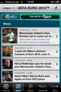 uefa euro 2012 carlsberg iphone