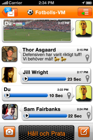 gratis samtal app android