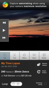 lapse it iphone screenshot