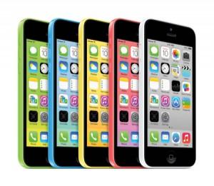 iphone 5c färger