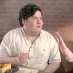 Bisarr reklamfilm för LG G Flex smartphone