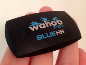 Pulsmätare till iPhone - Wahoo blue hr