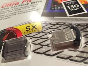 SanDisk ultra fit usb 3.0 - Förpackning