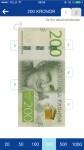 Kolla de nya sedlarna med Riksbankens app