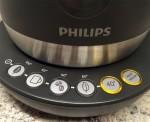 Vattenkokare som kan värma vatten till 40 grader – Test av Philips HD9380