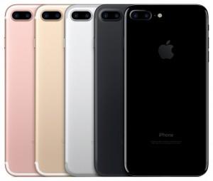 iphone 7 baksida alla färger