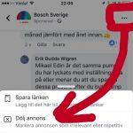 Guide: Slipp irriterande annonser på Facebook